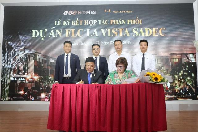 Mega Homes trở thành đại lý phân phối chính thức dự án FLC La Vista Sadec - 1