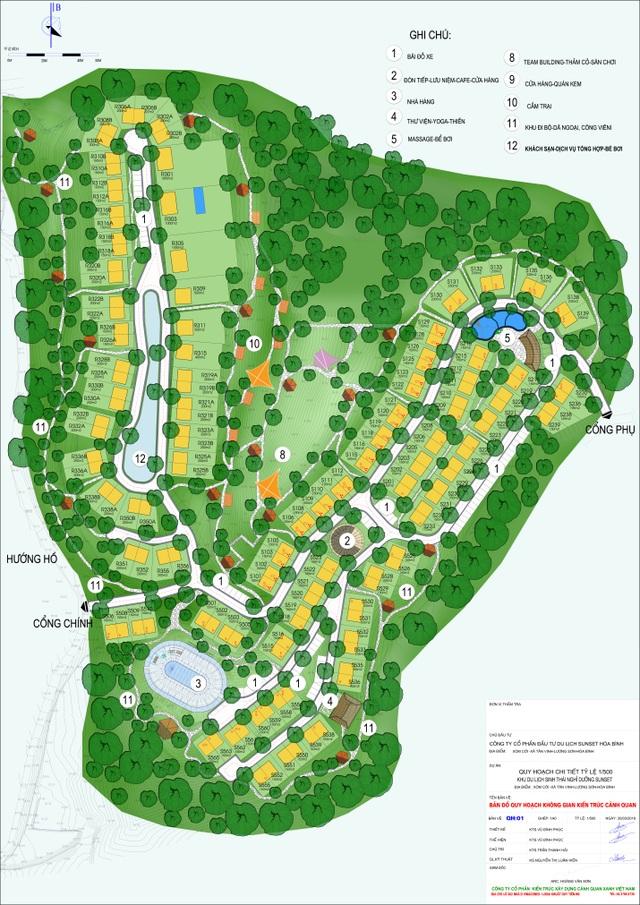 Panorama Hills - tiên phong về nghỉ dưỡng sinh thái trên mảnh đất Lương Sơn, Hòa Bình - 2