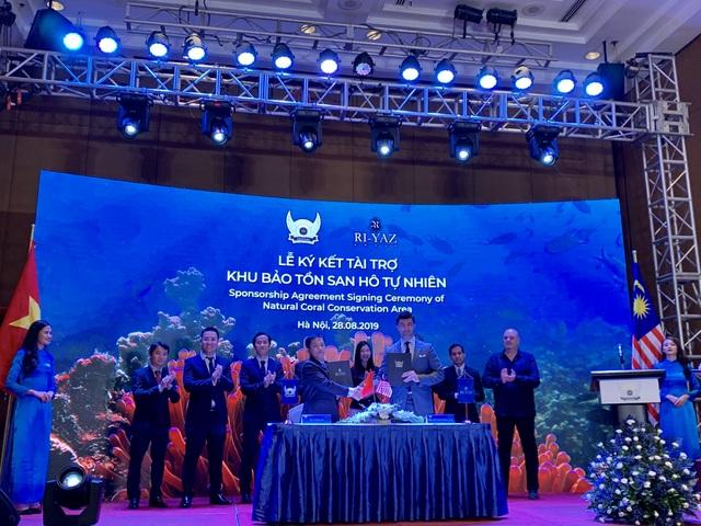 Hỗ trợ 100.000 USD nghiên cứu phục hồi, tái tạo san hô tại vịnh Nha Trang - 1