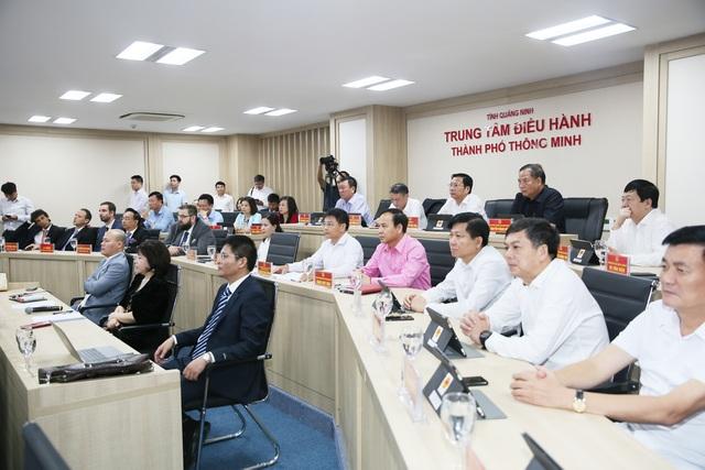 Khai trương Trung tâm Điều hành đô thị thông minh quy mô tích hợp đồng bộ nhất Việt Nam - 2