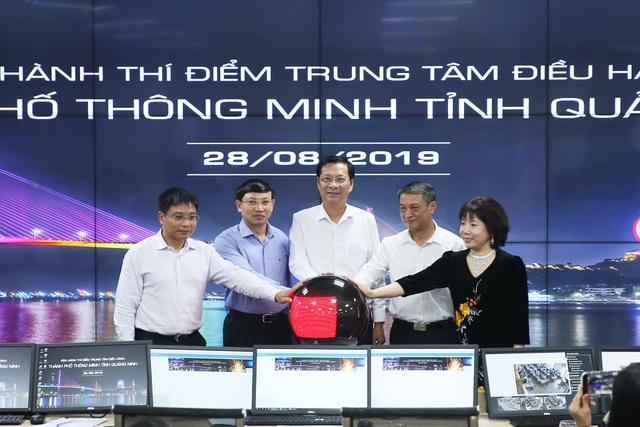Khai trương Trung tâm Điều hành đô thị thông minh quy mô tích hợp đồng bộ nhất Việt Nam - 4