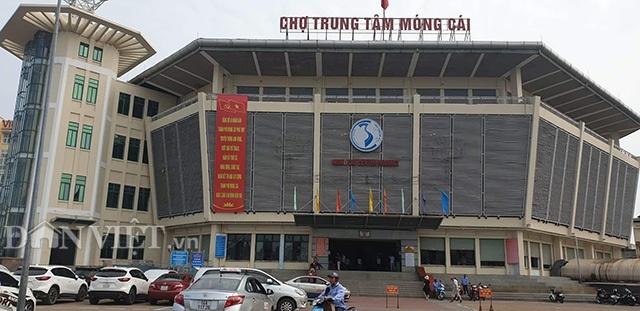 Chợ cửa khẩu Móng Cái gặp thảm cảnh, hàng loạt kiot đóng cửa - 1