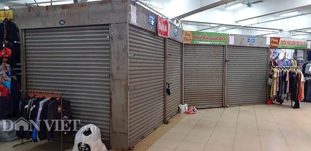 Chợ cửa khẩu Móng Cái gặp thảm cảnh, hàng loạt kiot đóng cửa - 2