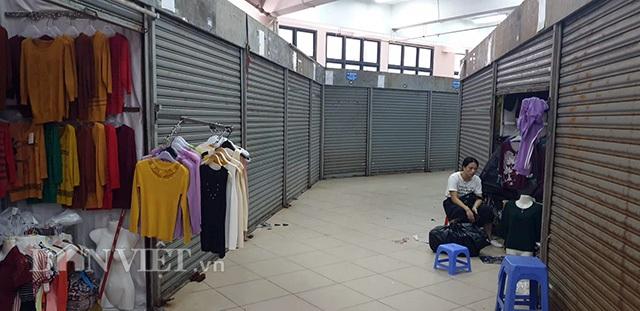 Chợ cửa khẩu Móng Cái gặp thảm cảnh, hàng loạt kiot đóng cửa - 3