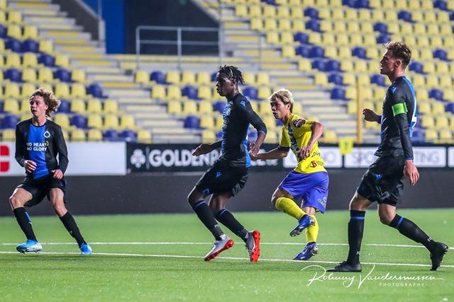 Công Phượng đã có bàn thắng đầu tiên trong màu áo Sint-Truidense - 1