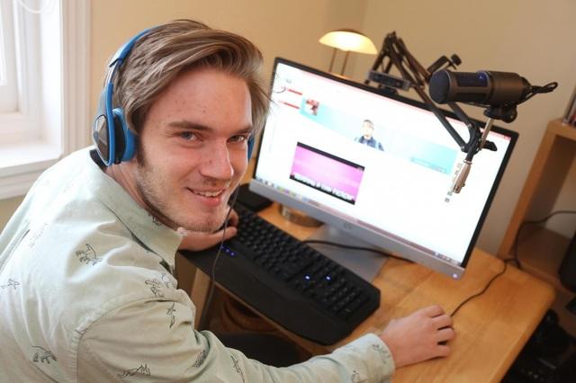 PewDiePie cán mốc 100 triệu subscriber, thu nhập 7 triệu USD/năm và hơn thế nữa - Ảnh minh hoạ 2