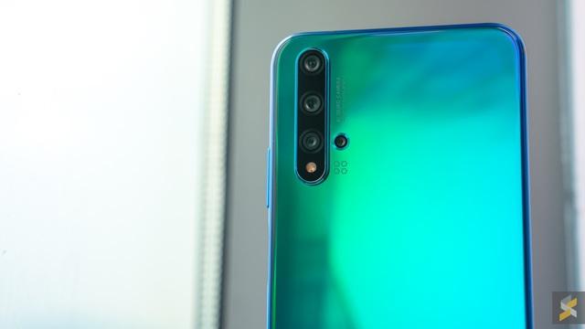Huawei tung smartphone tầm trung 4 camera, bán tại Việt Nam trong tháng 9 - 1