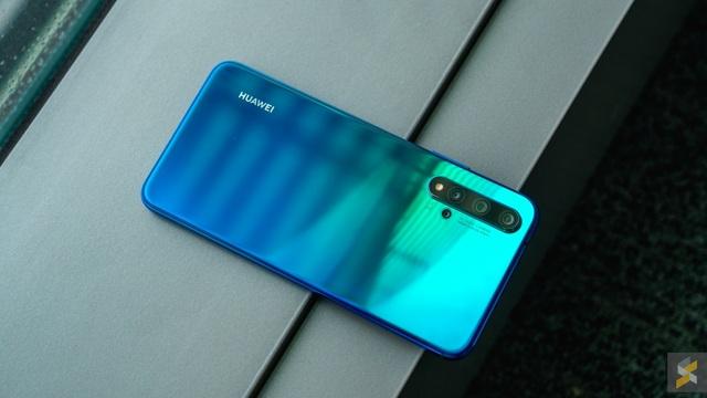 Huawei tung smartphone tầm trung 4 camera, bán tại Việt Nam trong tháng 9 - 3