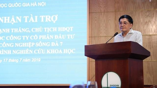 """Chân dung """"Sông Đà 7"""" của đại gia Nguyễn Mạnh Thắng - 1"""