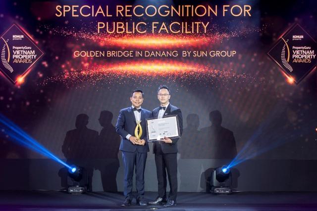 PropertyGuru Vietnam Property Awards trao Chứng nhận đặc biệt cho công trình xuất sắc nhất tại Đà Nẵng. - 2