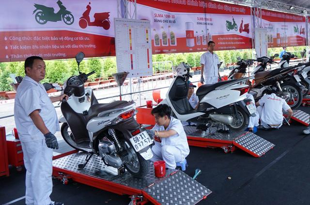 Honda tổ chức chương trình vì khách hàng kéo dài tới 6 tháng - 2