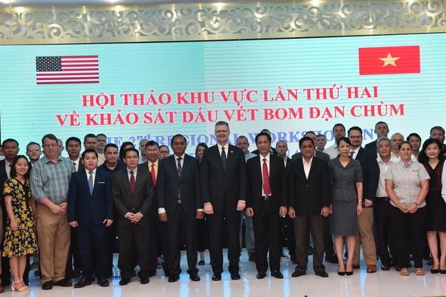 Đại sứ Mỹ khẳng định cam kết hỗ trợ Việt Nam khắc phục hậu quả sau chiến tranh - 3