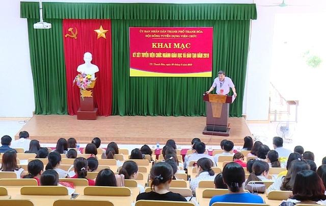 Thanh Hoá: Xử lý người đứng đầu ký hợp đồng lao động không đúng quy định - 1