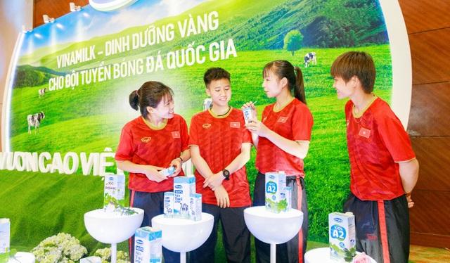 Chúc mừng Đội tuyển nữ Quốc gia Việt Nam giành ngôi Quán quân giải bóng đá vô địch Đông Nam Á 2019 – Vươn cao bản lĩnh Việt Nam - 3
