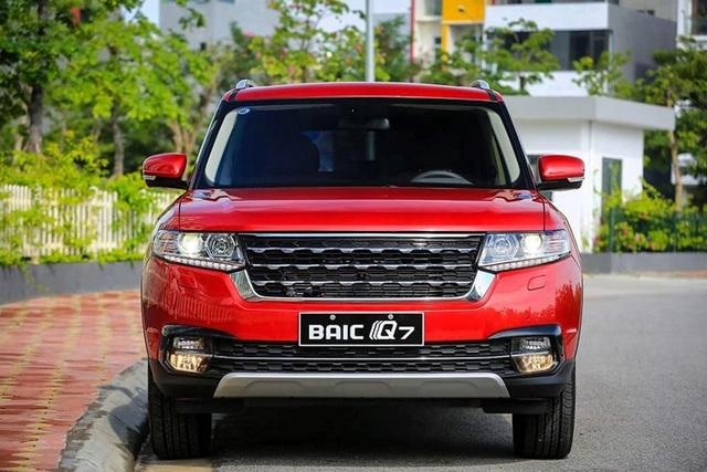 Xe Trung Quốc giá rẻ, thiết kế như xe sang mong chiều lòng khách Việt - 2