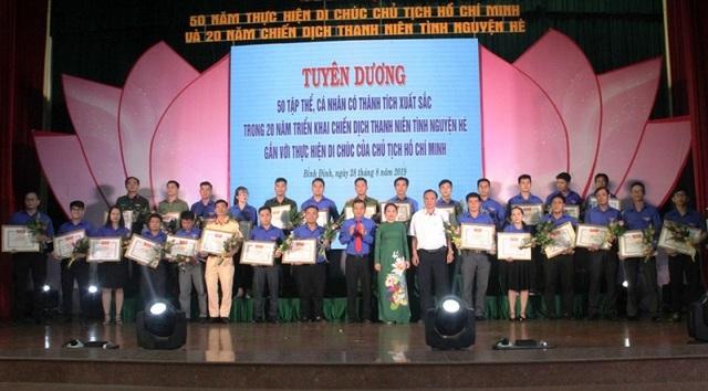 Thực hiện Di chúc Bác Hồ, tuổi trẻ Bình Định làm nghìn việc tốt - 3