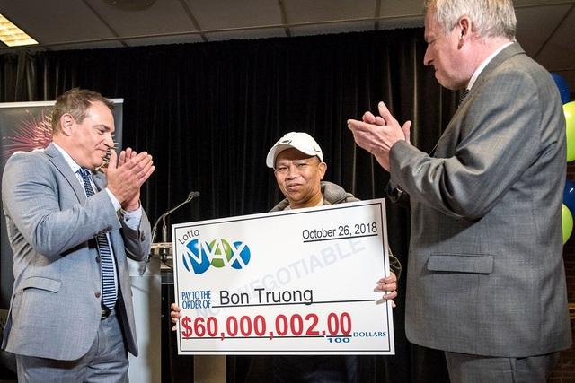 Đánh 1 dãy số trong 20 năm, người gốc Việt trúng 45 triệu USD - 1