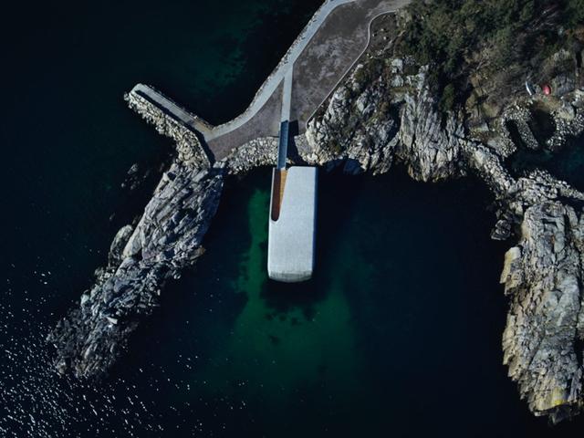 Bên trong nhà hàng dưới nước lớn nhất thế giới ở Na Uy - 3