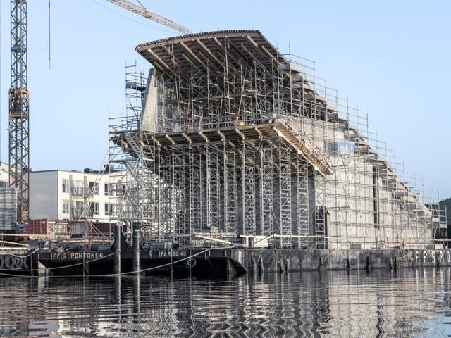 Bên trong nhà hàng dưới nước lớn nhất thế giới ở Na Uy - 7