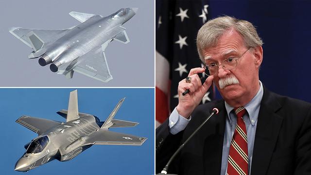 Mỹ cáo buộc Trung Quốc đánh cắp thiết kế máy bay chiến đấu F-35 - 1