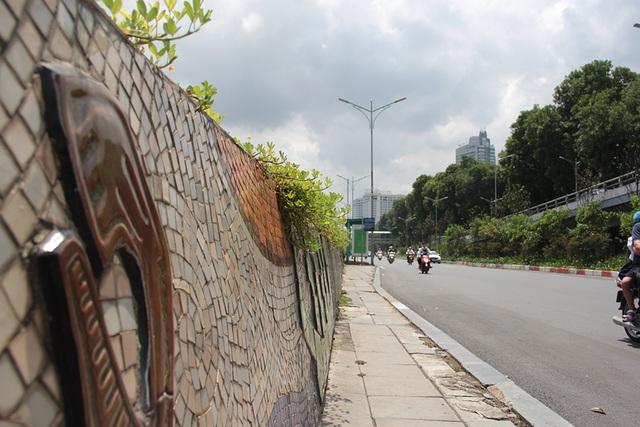 Đường tranh gốm sứ kỷ lục thế giới ở Hà Nội có thể được nối dài - 8