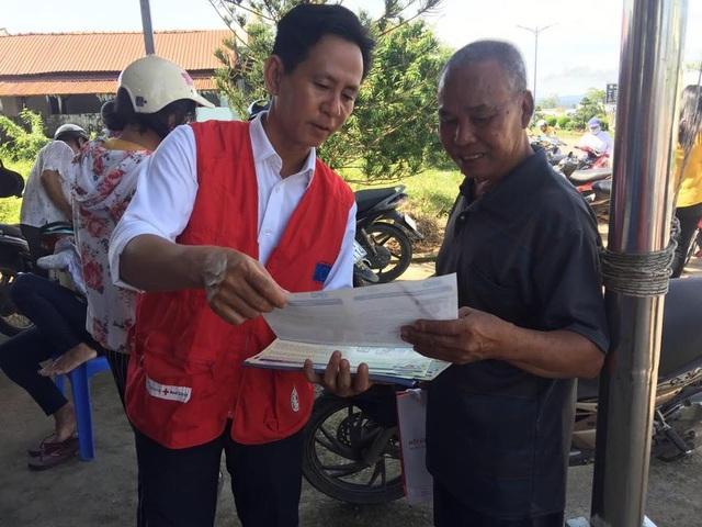 Liên minh châu Âu hỗ trợ 100.000 Euro cho nạn nhân lũ lụt tại Việt Nam - 1