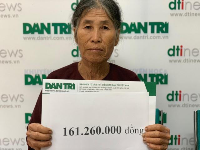 Bạn đọc Dân trí giúp đỡ 2 cụ bà sống trong đói khổ hơn 161 triệu đồng - 4