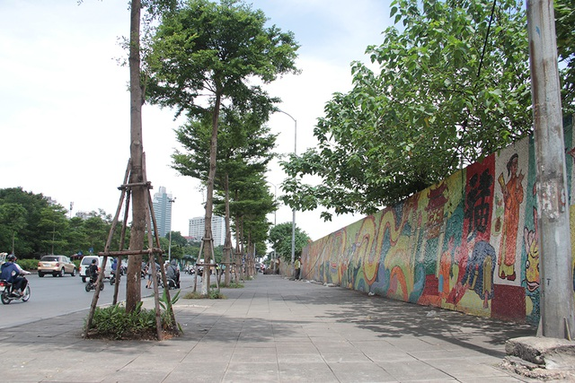 Đường tranh gốm sứ kỷ lục thế giới ở Hà Nội có thể được nối dài - 11