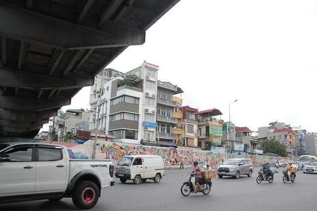 Đường tranh gốm sứ kỷ lục thế giới ở Hà Nội có thể được nối dài - 7