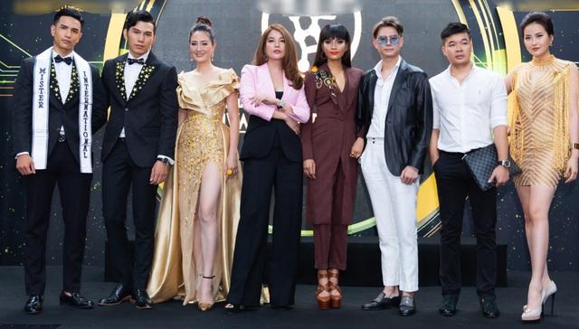 Hình thể ấn tượng của top 3 nam thần Mister Fitness - Mister Việt Nam 2019 - 3