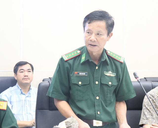 Khẩn trương tìm cách liên lạc với 7 tàu cá của tỉnh Quảng Trị - 1