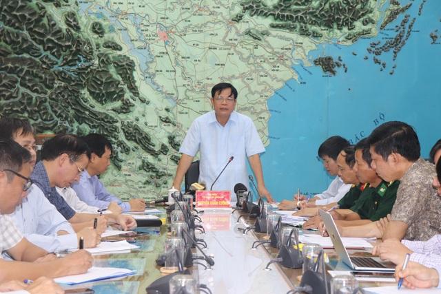 Khẩn trương tìm cách liên lạc với 7 tàu cá của tỉnh Quảng Trị - 2