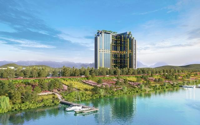 Cơ hội đầu tư hiếm có: Sở hữu căn hộ nghỉ dưỡng khoáng nóng 5 sao hàng đầu Việt Nam chỉ với 40trđ/tháng - 1