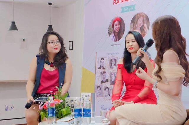 Cuộc trò chuyện truyền cảm hứng tại buổi ra mắt sách Rạng danh tài trí Việt năm châu - 1