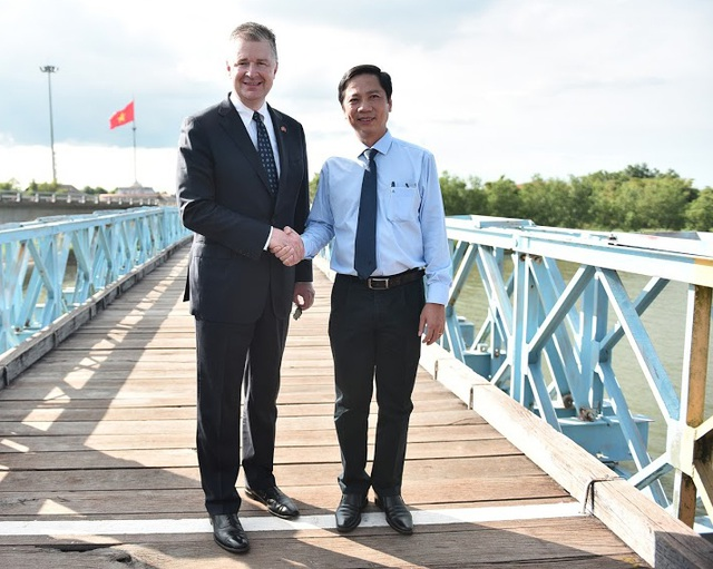 Đại sứ Mỹ: Tôi tự hào khi Mỹ và Việt Nam là các đối tác mạnh mẽ - 3