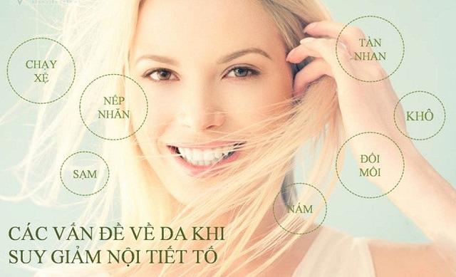 """TPBVSK Tố Nữ Khang - Giải pháp """"vàng"""" giúp đẩy lùi tình trạng suy giảm nội tiết tố nữ - 2"""