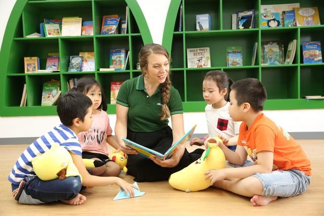 Gợi ý 3 phương pháp học tiếng Anh tại nhà cho trẻ mẫu giáo - 3