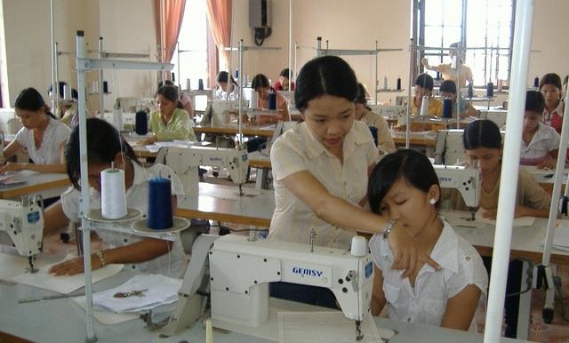 Quảng Ngãi: Trên 41.000 lao động nông thôn được hỗ trợ đào tạo nghề - 1