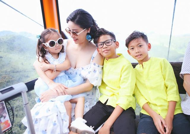 """Hoa hậu Hà Kiều Anh: """"Tôi luôn lo lắng sẽ mất đi hạnh phúc mình đang có"""" - Ảnh minh hoạ 5"""