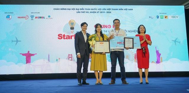 Ứng dụng lên lịch trình du lịch giành giải Nhất cuộc thi ý tưởng khởi nghiệp sáng tạo - 1