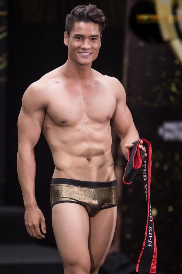 Hình thể ấn tượng của top 3 nam thần Mister Fitness - Mister Việt Nam 2019 - 7