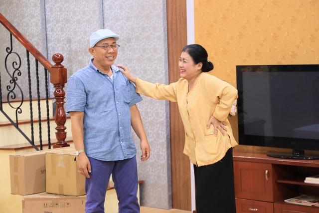 Nghệ sĩ Trung Dân bị cha 97 tuổi mắng vì khoe của - 3