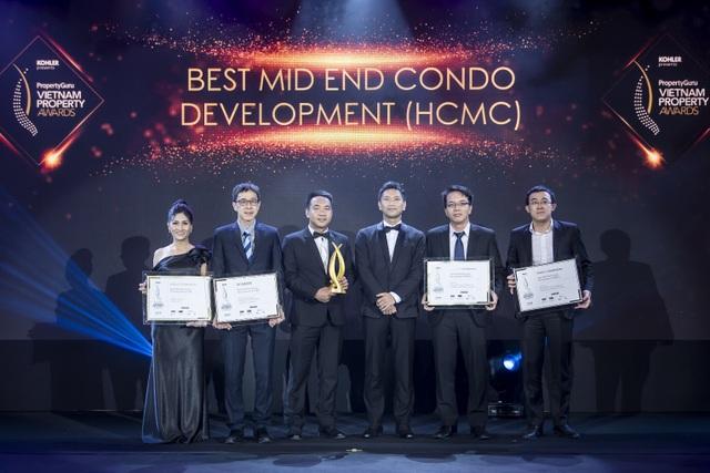 Giải thưởng Vietnam Property Awards 2019 vinh danh chủ đầu tư Gotec Land - 3