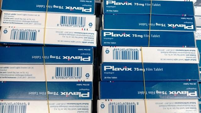 Phát hiện lô thuốc tân dược rất lớn nghi nhập lậu trị giá hơn 2 tỷ đồng - 3