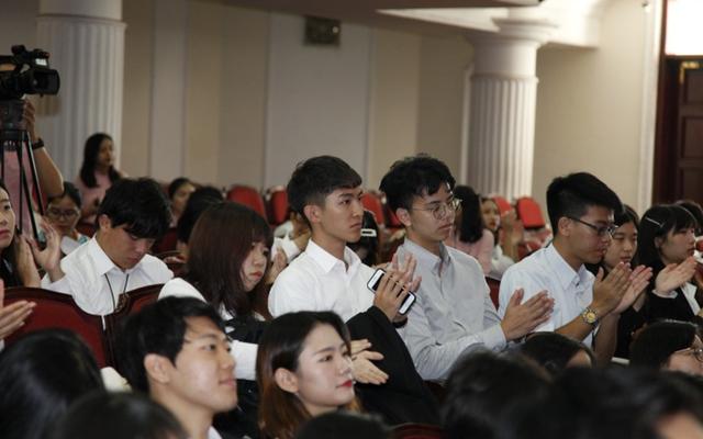 """Diễn đàn Sinh viên châu Á - GPAC 2019: """"Sân chơi"""" lý tưởng bàn luận về nền kinh tế số - 4"""