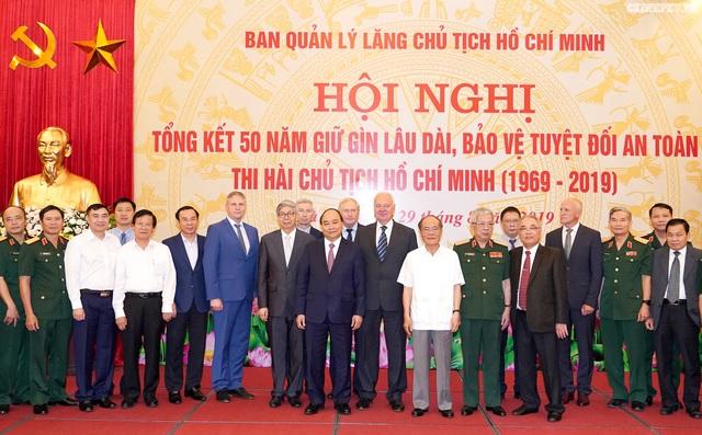 Thủ tướng yêu cầu quán triệt chủ trương gìn giữ lâu dài thi hài Bác - Ảnh minh hoạ 2