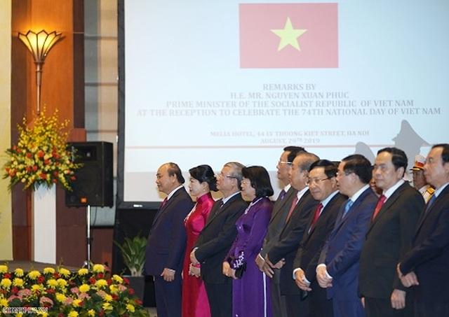 Thủ tướng: Người dân Việt Nam cháy bỏng khát vọng 'hòa bình và thịnh vượng' - 2