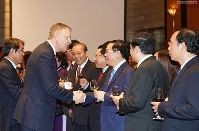 Thủ tướng: Người dân Việt Nam cháy bỏng khát vọng 'hòa bình và thịnh vượng' - 3