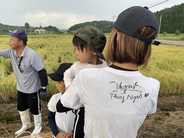 """""""Tình cũ Quốc Trường"""" làm """"nông dân"""" ở vựa lúa lớn nhất Nhật Bản - 14"""