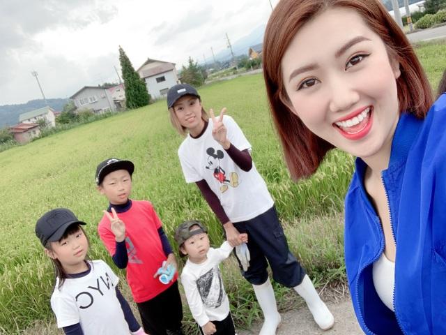 """""""Tình cũ Quốc Trường"""" làm """"nông dân"""" ở vựa lúa lớn nhất Nhật Bản - 2"""